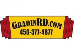Partenaire bronze - Gradin RD