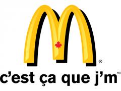 Partenaire or - McDonald's