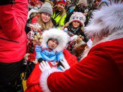 Défilé du père Noël 2019